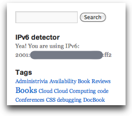 Ipv6detector