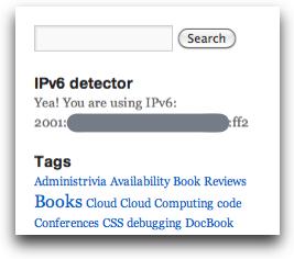 Ipv6detector