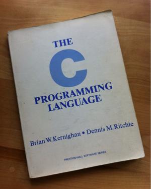 c programming language book dennis ritchie