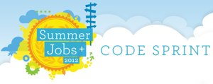 Summerjobs codesprint